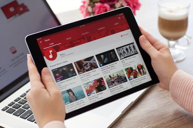 YouTube, Masaüstü Ana Sayfasını Yeniden Tasarladı