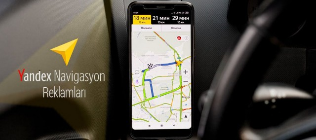 Yandex Navigasyon Reklamları