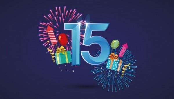 Google AdWords 15 Yaşında!