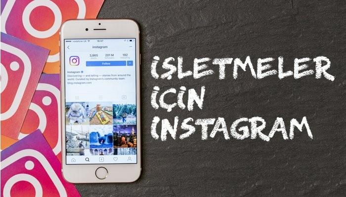 İşletmeler İçin Instagram [İNFOGRAFİK]
