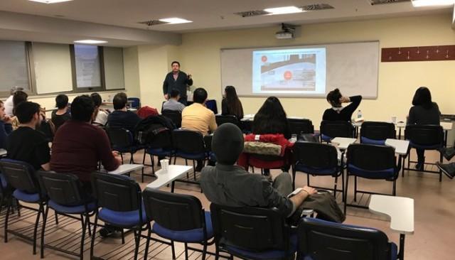 Yaşar Üniversitesi'nde Genç Girişimcilerle Buluştuk!