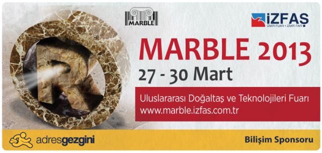 Katılımcıların Gözünden Marble Fuarı 2013