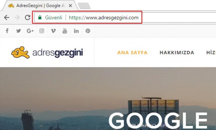 Google Arama Sonuçlarında SSL Sertifikası nın Önemi