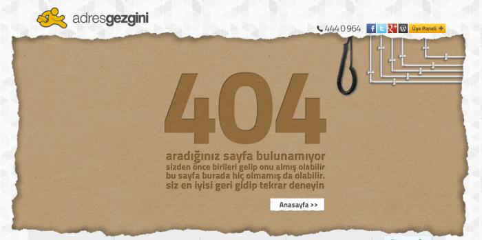 404, Bulunamayan Sayfanın Hikayesi [Ted Konuşması]