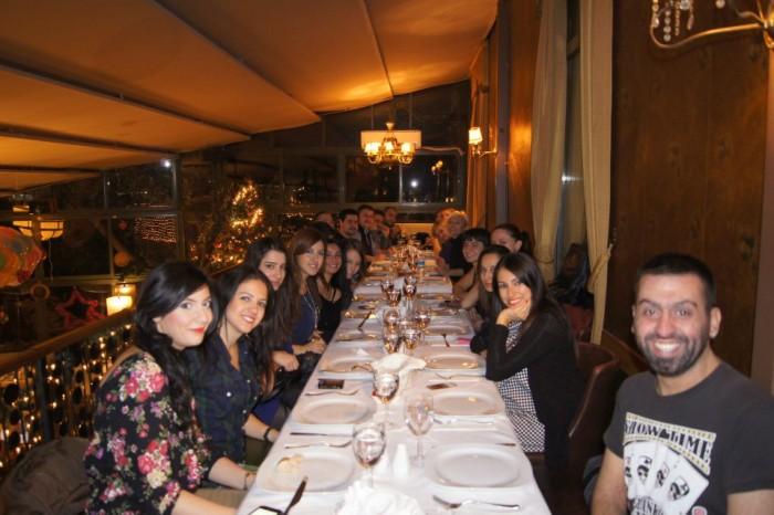 Yeni Yılı La Cigale de Karşıladık!