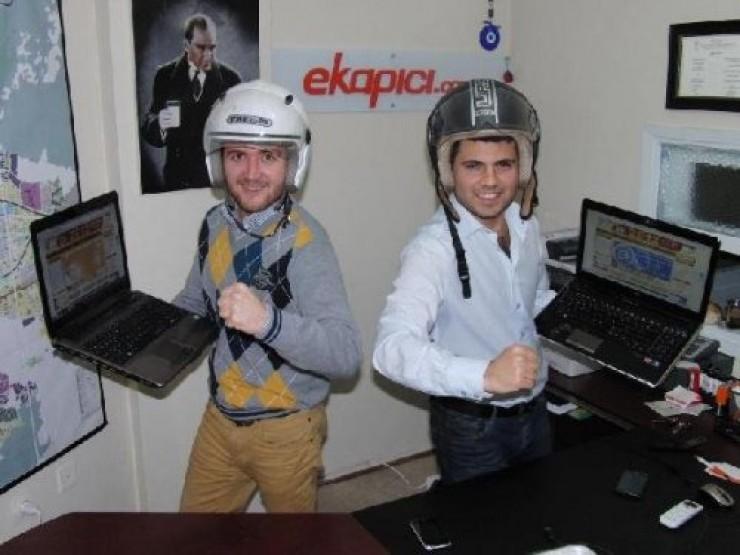 """eKapici.com """"Sanal ve Modern Kapıcınız"""" [Röportaj]"""