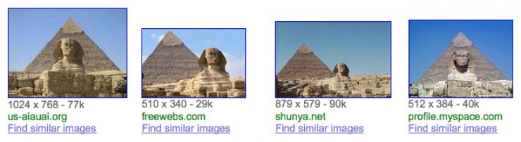 Google ın Yenilenen Görseller (Google Images) Teknolojisi