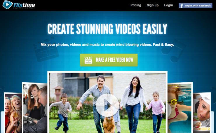 Online Video Yaratma Sanatı: Flixtime.com