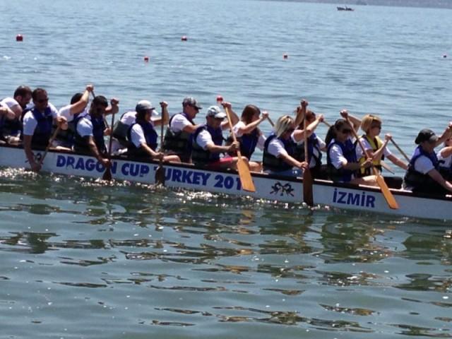 Önemli olan yarışmaktı: Dragon Cup Turkey