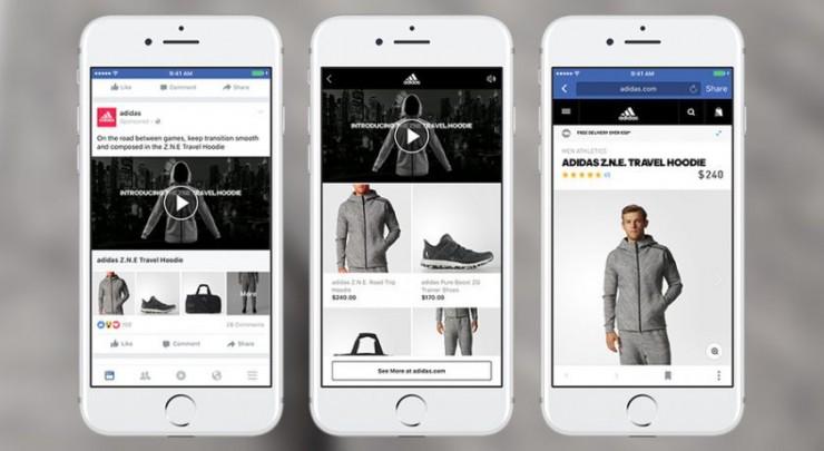 Facebook'tan Ürün Odaklı Bir Reklam Türü: Collections