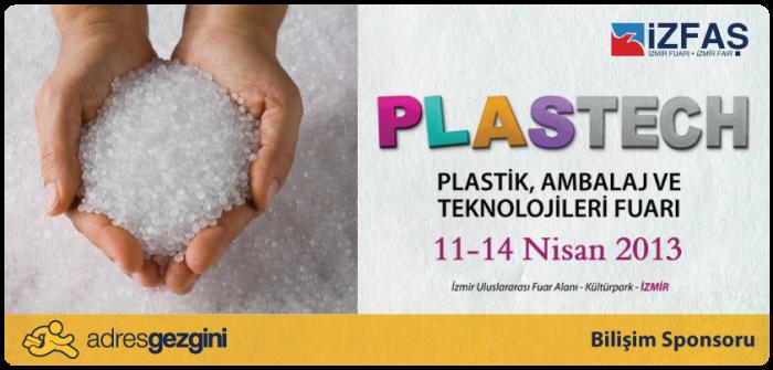 PLASTECH – Plastik, Ambalaj ve Teknolojileri Fuarı Bilişim Sponsoruyuz.