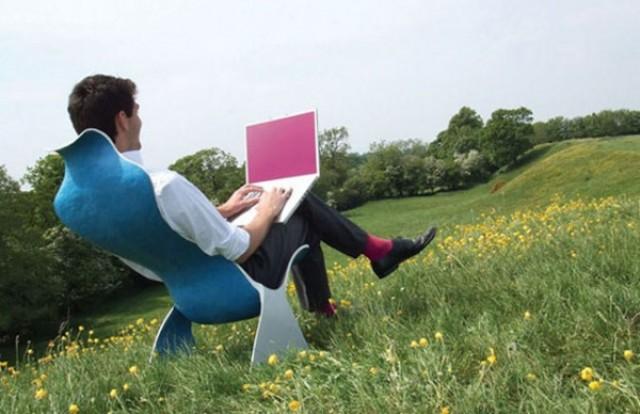 Hiç Tanımadığınız İnsanlara Güvenmek : İnternet ve Geleceğin Çalışma Biçimi
