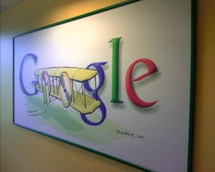 Google Kendi Havaalanını Kuruyor