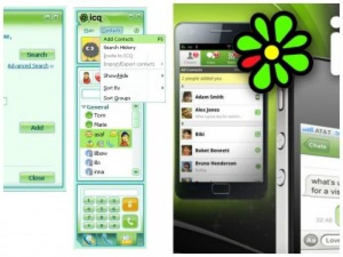 İnternetin Muhabbet Tellalı ICQ,  Şimdi Cep Telefonlarımızda!