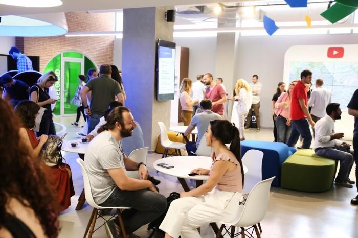 İleri Düzey İnternet Reklamcılığı Semineri için Dome İstanbul'daydık