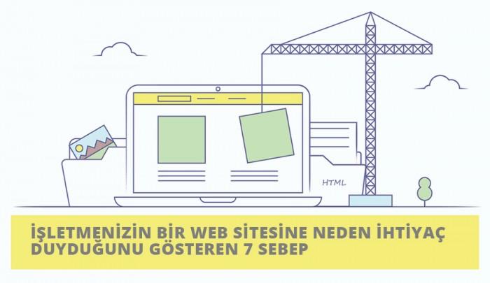 İşletmeler Neden Bir Web Sitesine İhtiyaç Duyar?