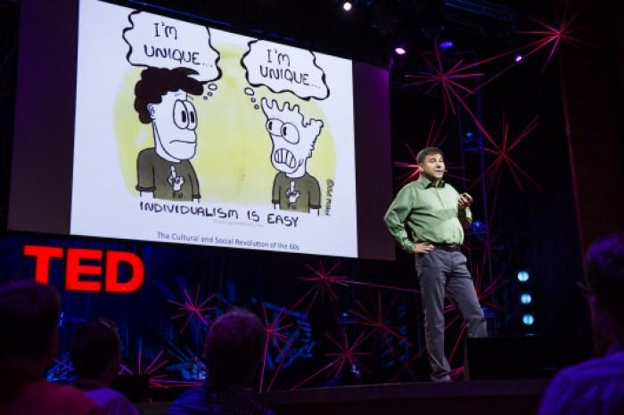 İnternet Demokrasiyi Kurtarabilecek mi? [Ted Konuşması]