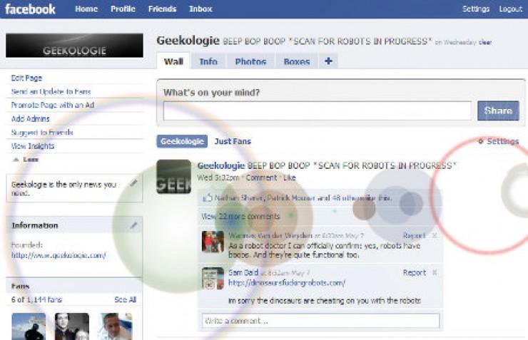 Facebook Hakkında 6 İlginç Gerçek
