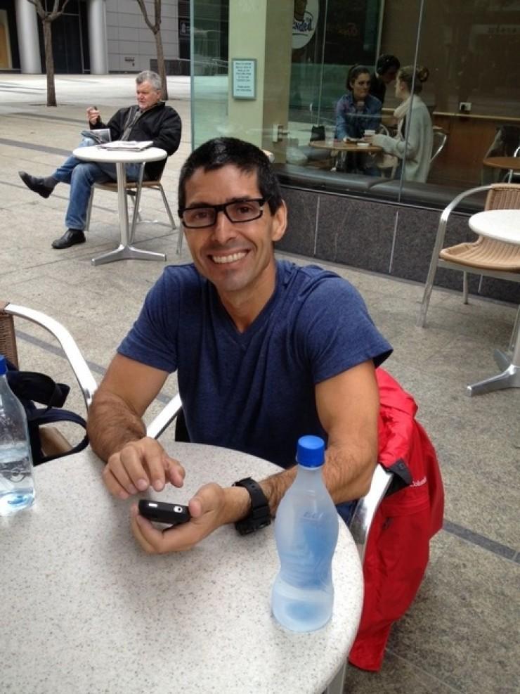 Parmaklıklar Ardında Geçen 25 Yılın Ardından Teknoloji ile Tanışmak