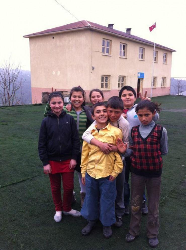 Kardeş Okulumuz Yeşilköy İlköğretim Okulu