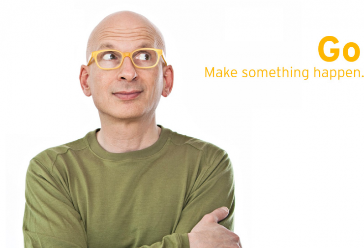Seth Godin ile Sosyal Medyayı Konuştuk [Röportaj]