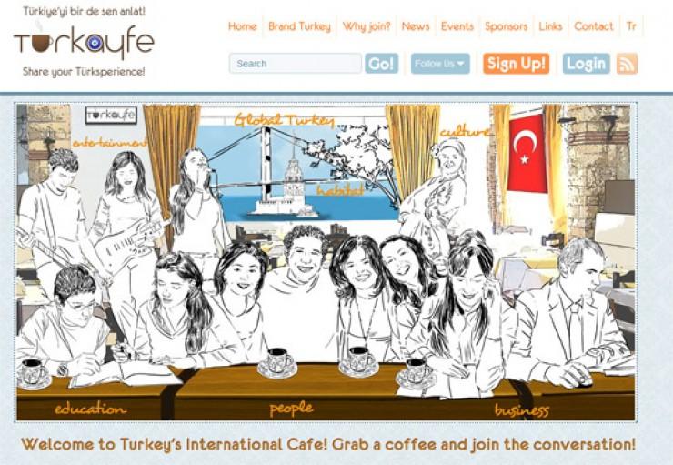 Türkiye'yi Bir de Sen Anlat!: Turkayfe.org [Röportaj]