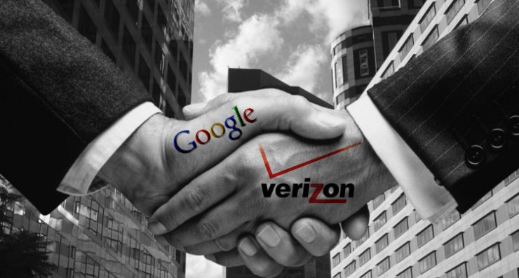 Google ve Verizon Ortaklığı: Açık bir İnternet için Ortak Hareket Planı
